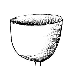 Cupular: :杯狀: :杯状
