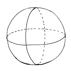 Globose:|:球形:|:球形