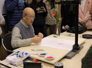 Botanical Art Workshop (1)